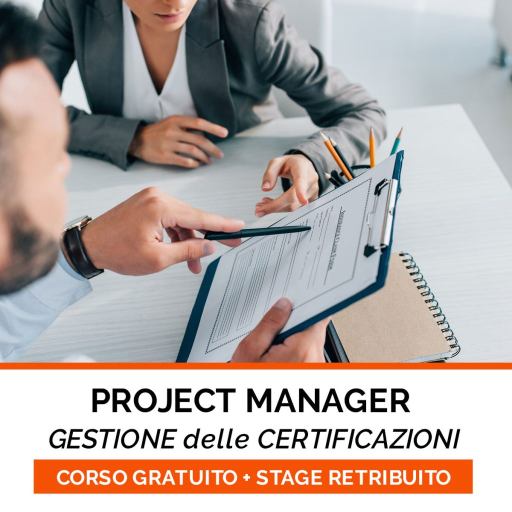 corso-PROJECT-MANAGER