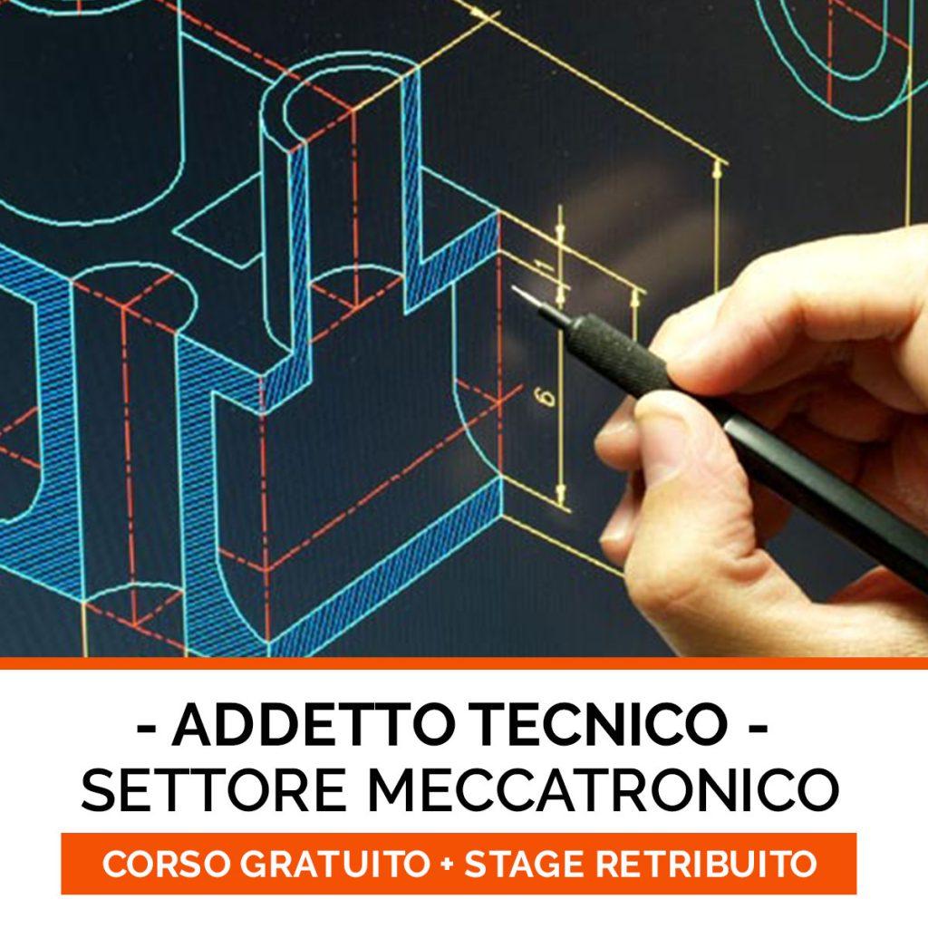 corso tecnico meccatronico