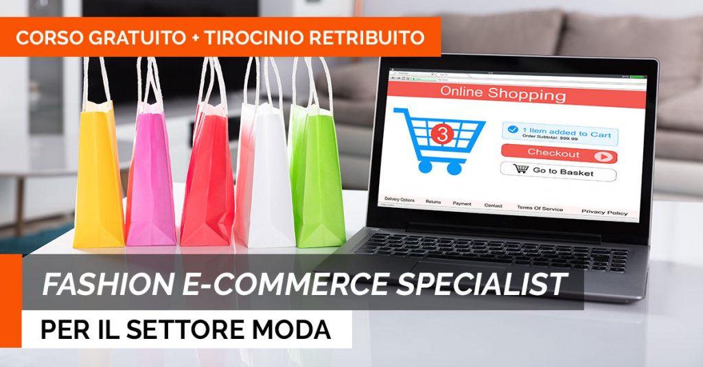 corso E-COMMERCE-SPECIALIST