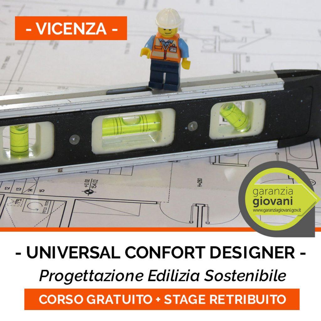 CORSO UNIVERSAL-CONFORT-DESIGNER