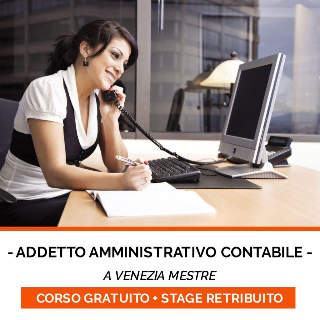CORSO ADDETTO-AMMINISTRATIVO-CONTABILE