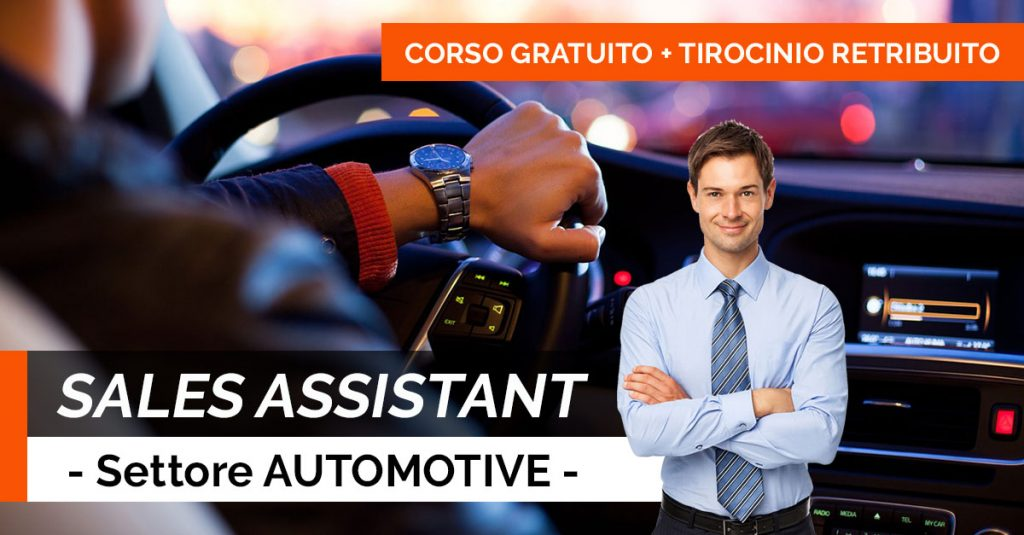 CORSO SALES-ASSISTANT-AUTOMOTIVE