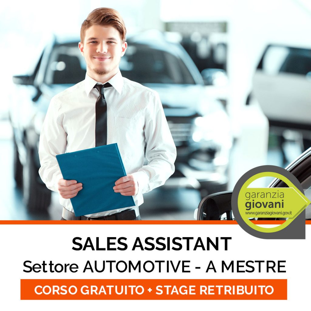 CORSO SALES-ASSISTANT-AUTOMOTIVE