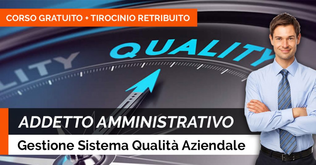 CORSO TECNICO-SISTEMA-QUALITA