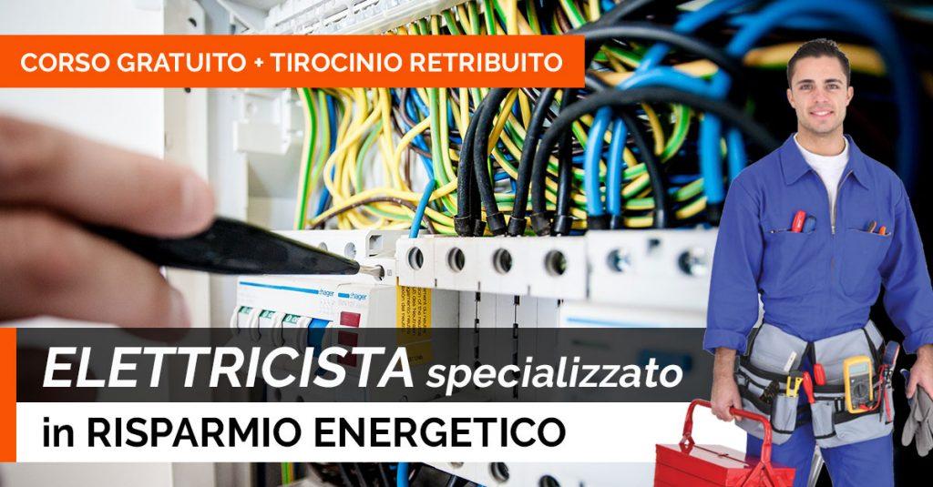CORSO ELETTRICISTA-RISPARMIO-ENERGETICO
