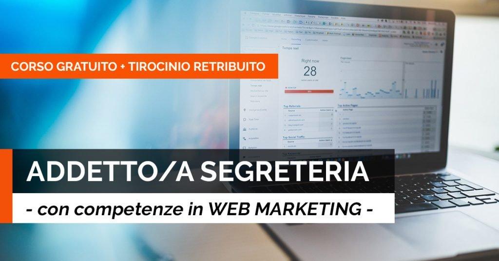 SEGRETERIA WEB MARKETING