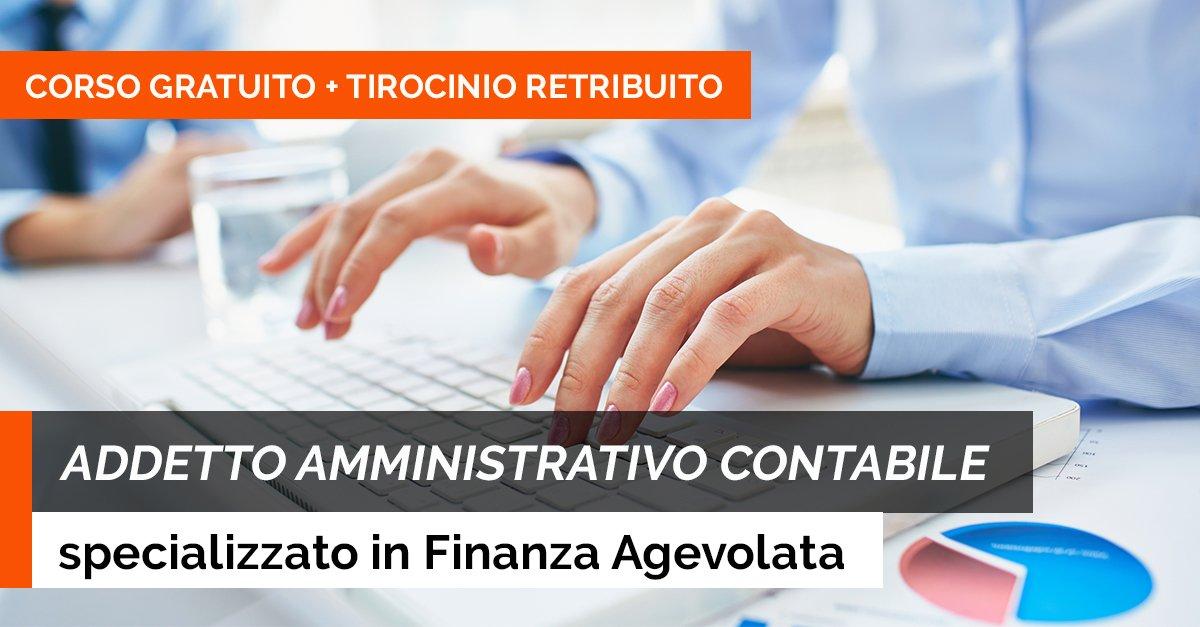 addetto amministrativo