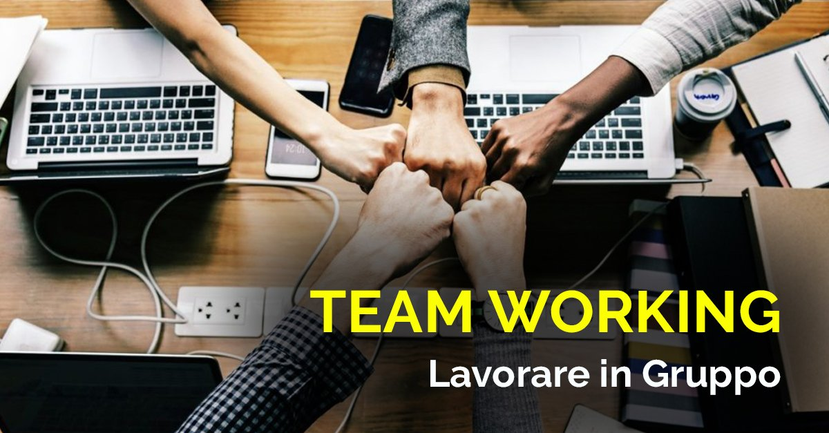 corso-team-working