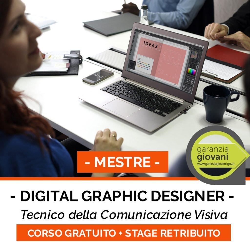 corso graphic designer