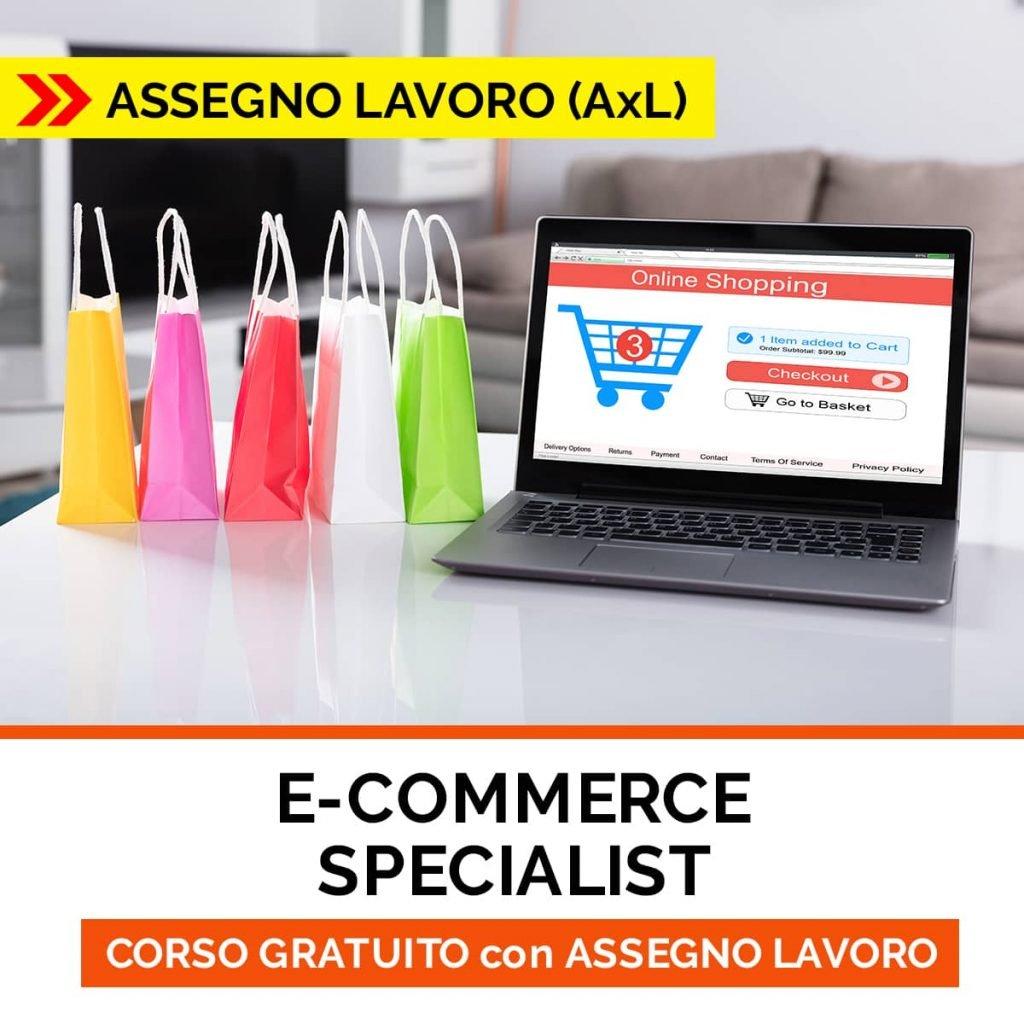 corso e-commerce - ASSEGNO LAVORO