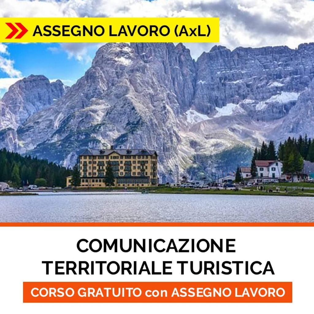 comunicazione turistica - ASSEGNO LAVORO
