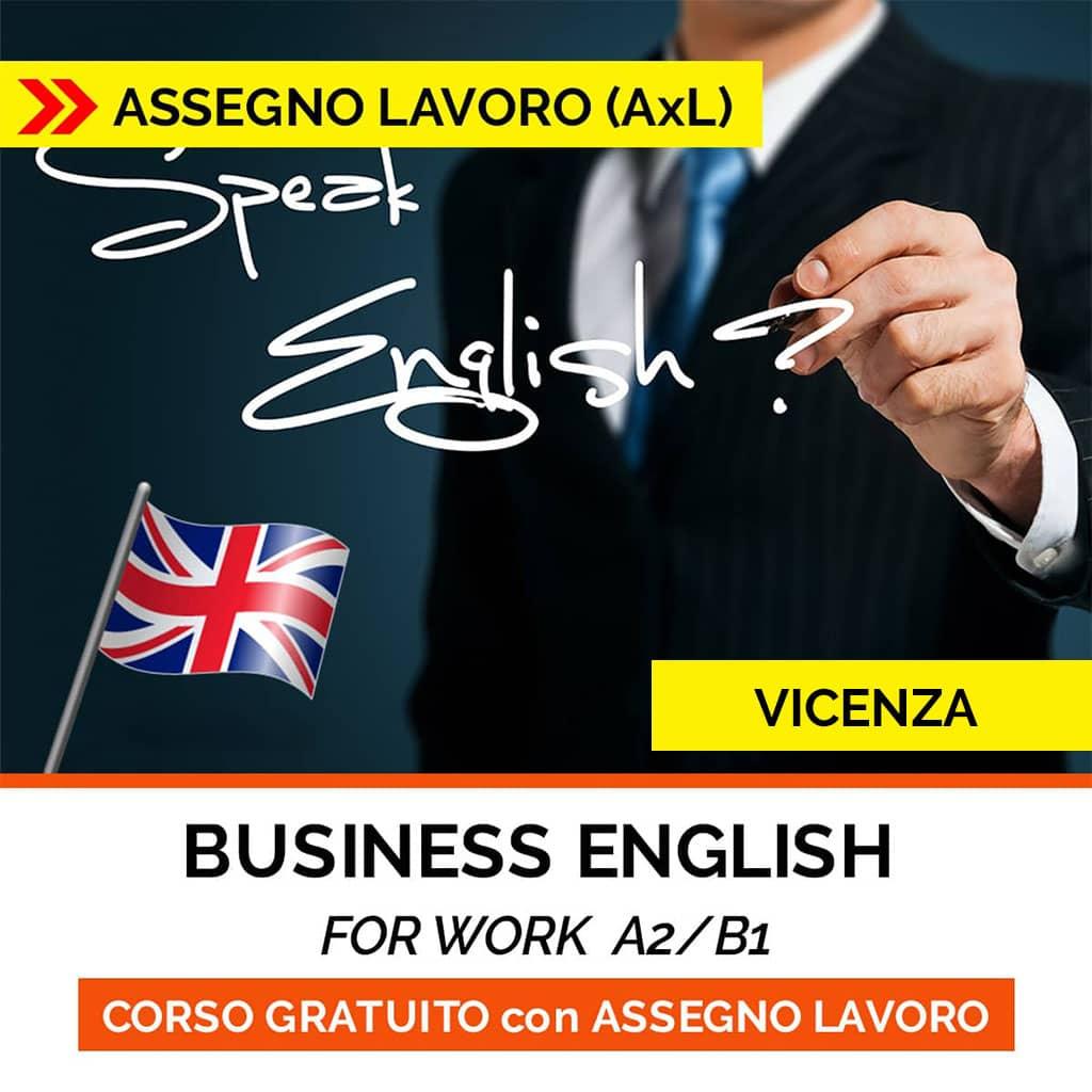CORSO business english EQUASOFT-ASSEGNO per il lavoro