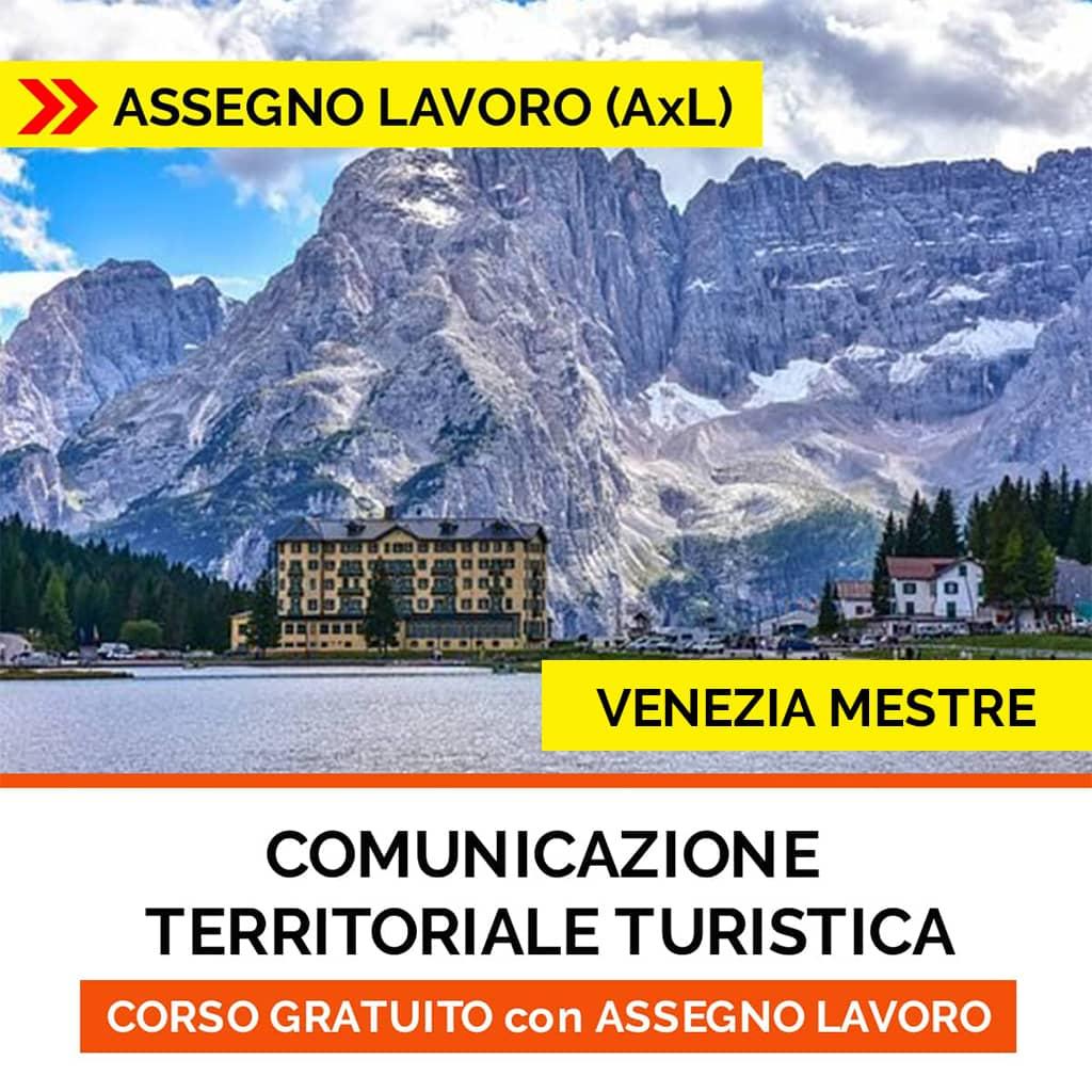 CORSO comunicazione turistica ISCO-ASSEGNO per il lavoro