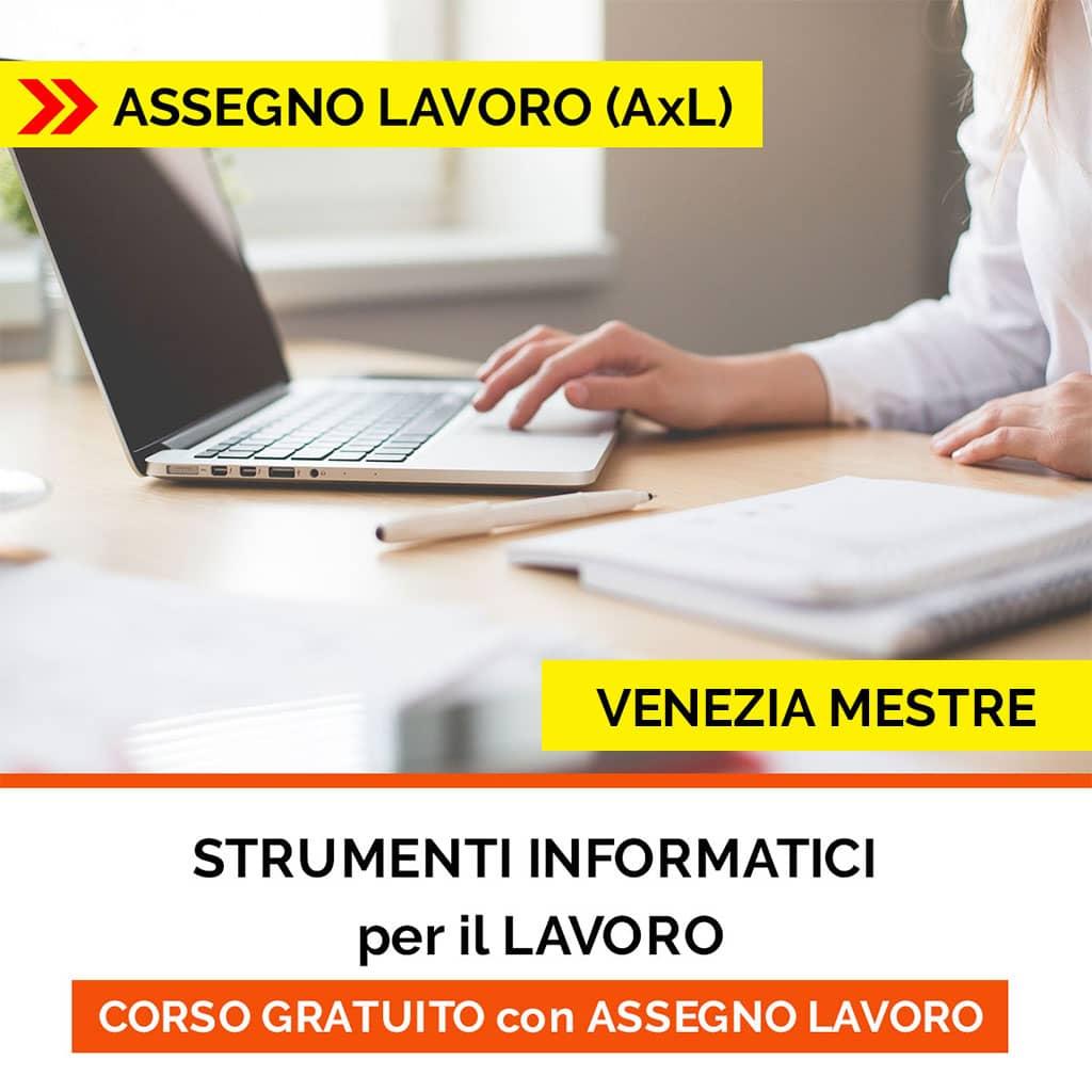 CORSO informatica ISCO-ASSEGNO per il lavoro
