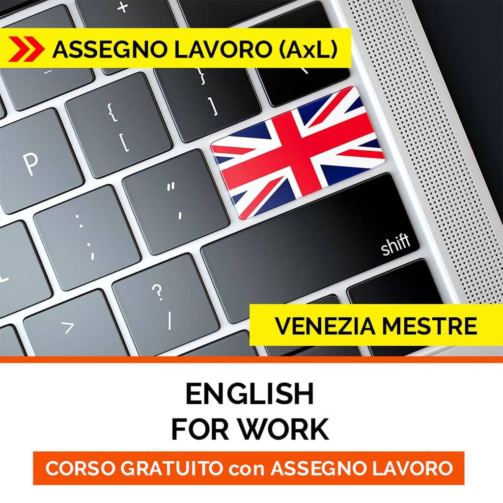 CORSO inglese ISCO-ASSEGNO per il lavoro