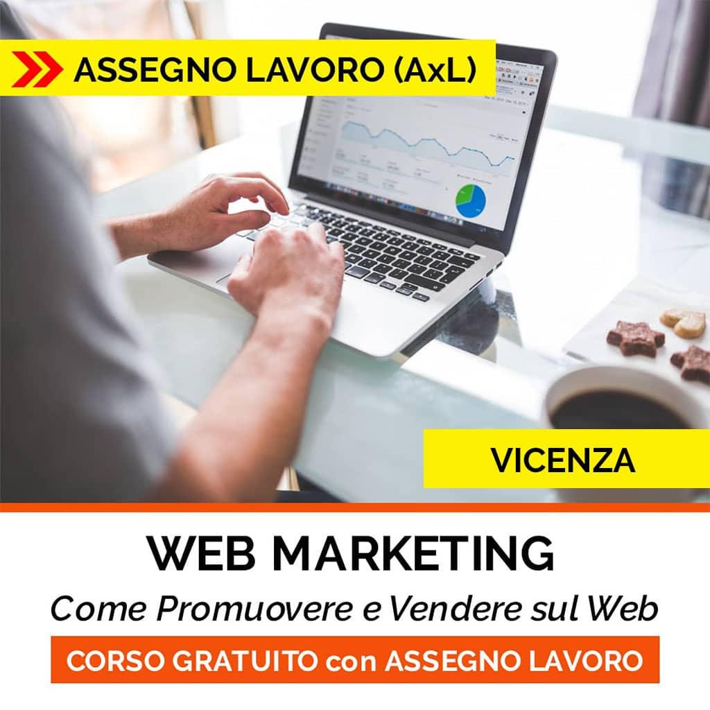 CORSO web marketing EQUASOFT-ASSEGNO per il lavoro