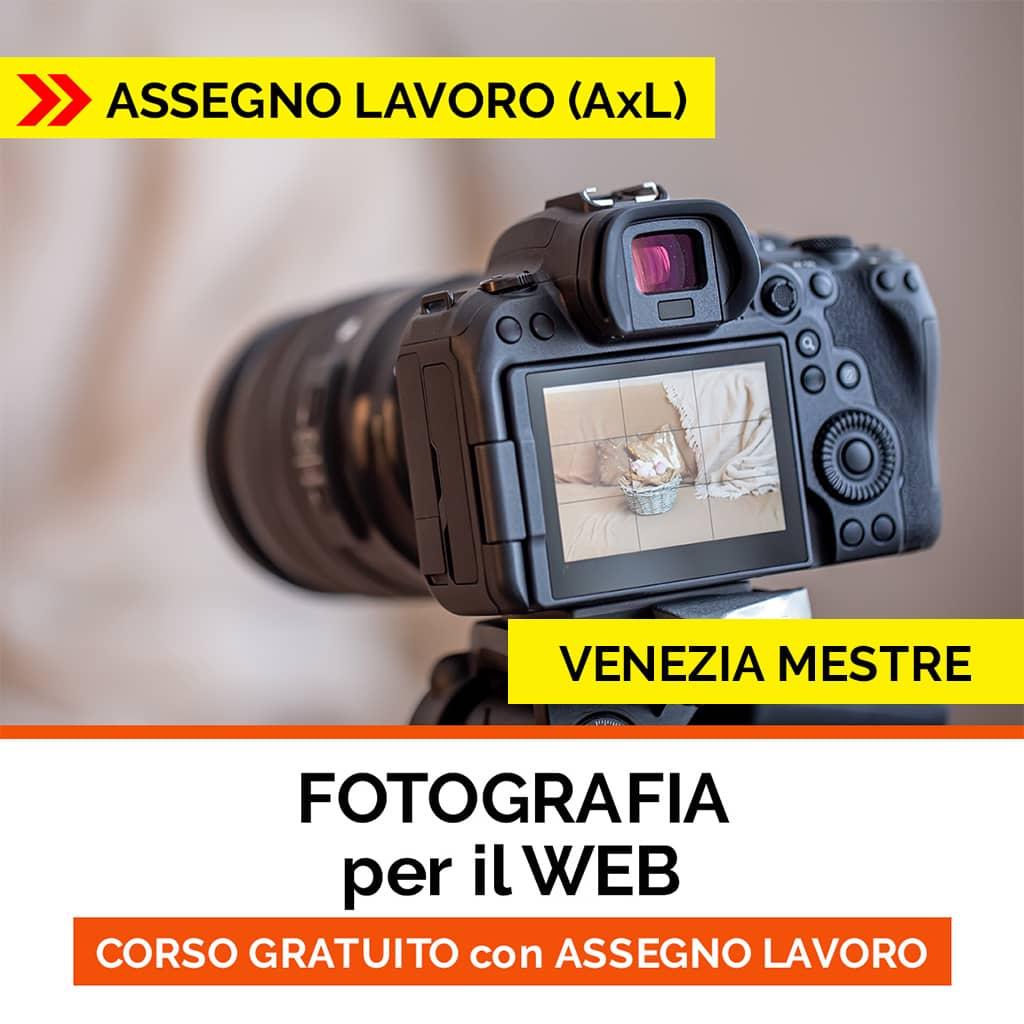 corso di fotografia venezia assegno per il lavoro
